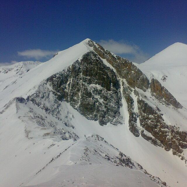 Gra de Fajol 2708 m., Vallter 2000