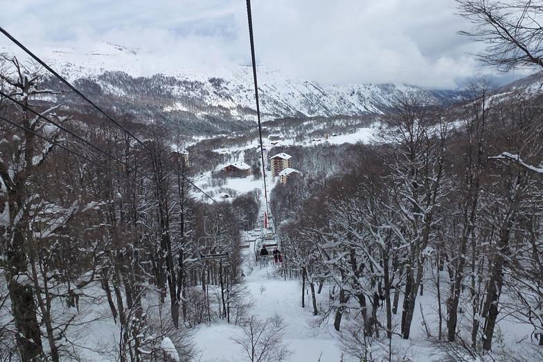 Andarivel Tata, Nevados de Chillan