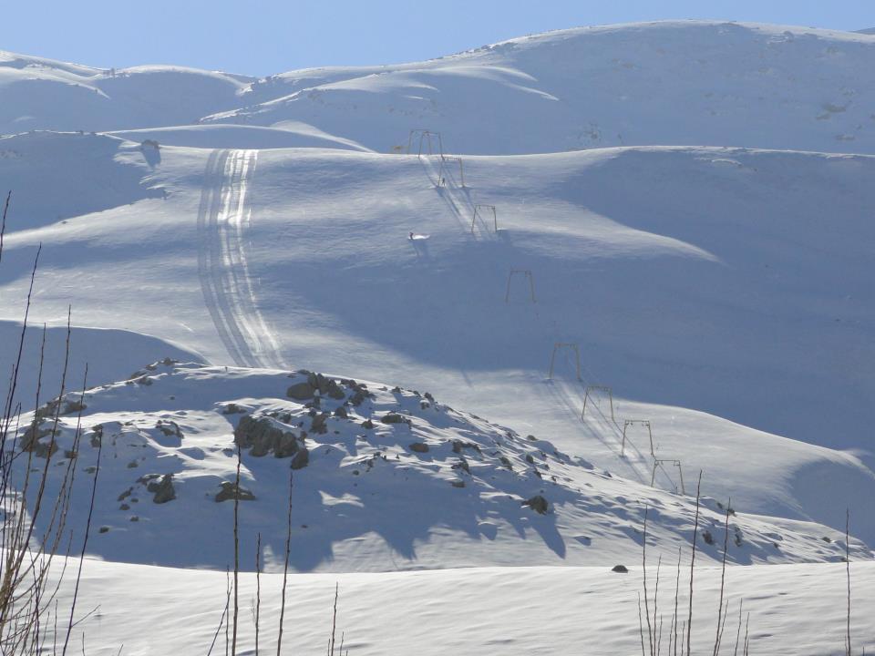 sking, Pooladkaf Ski Resort