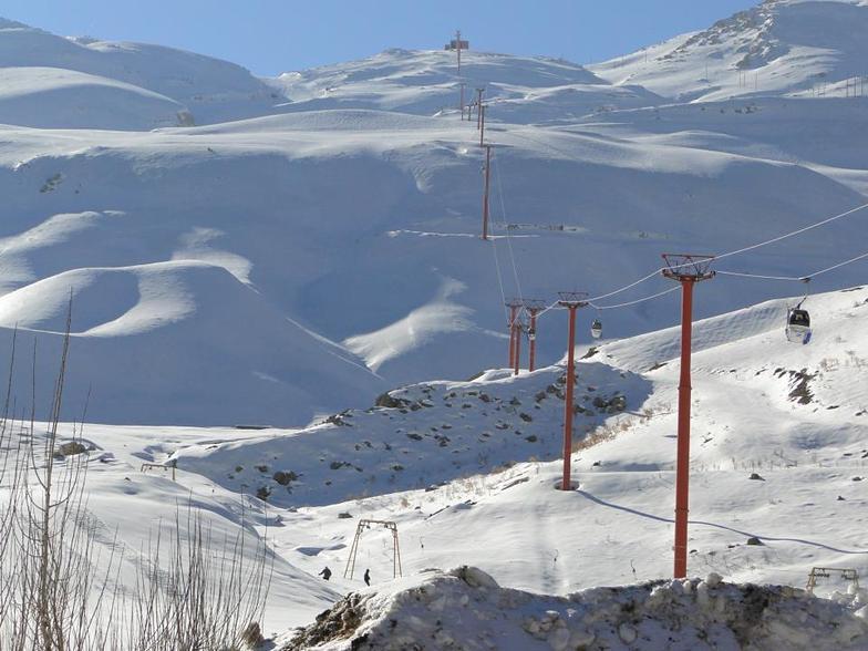 showing, Pooladkaf Ski Resort