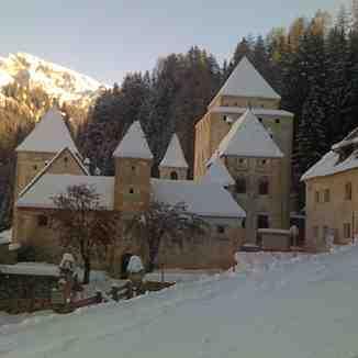 Fischburg, Val Gardena