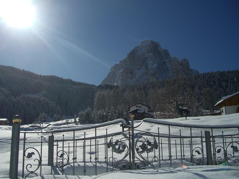 Sassolungo, Val Gardena