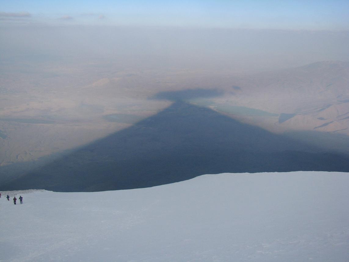 آرارات مرداد 93, Ağrı Dağı or Mount Ararat