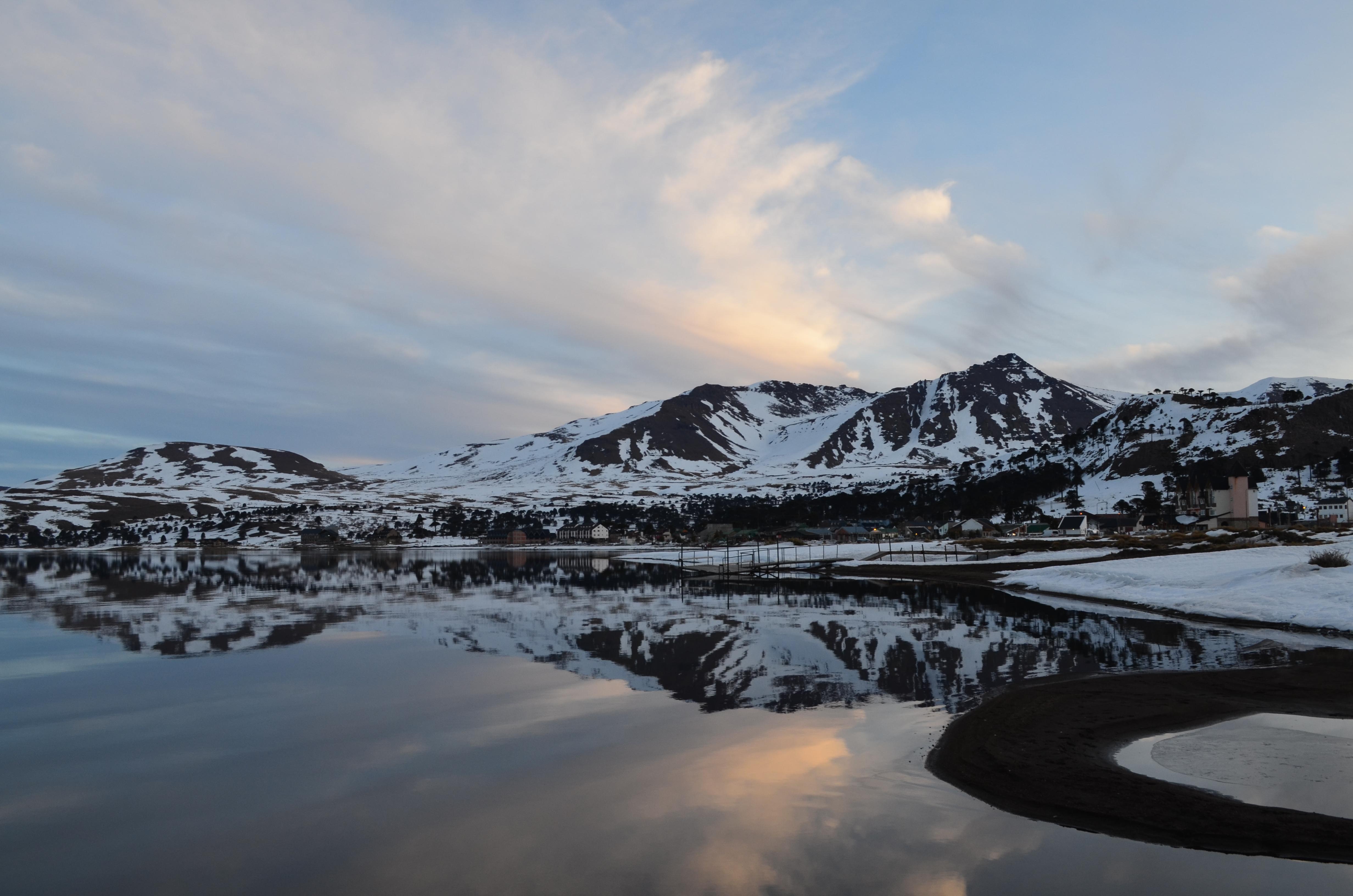 lago caviahue