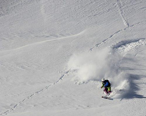 Davos Ski Resort by: Sebastian Back