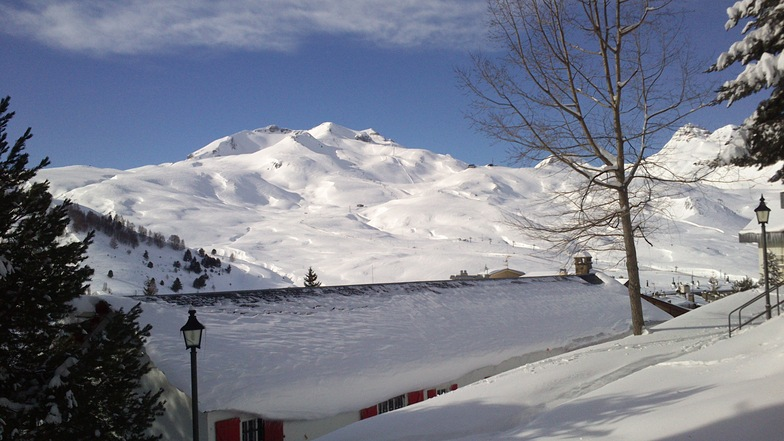 Room view, Formigal