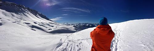 Saint François Longchamp Ski Resort by: Mihail Blagoev