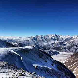 Cumbre Las Leñas-Mendoza, Argentina