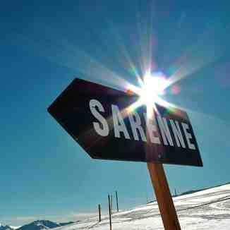 Sarenne, Alpe d'Huez