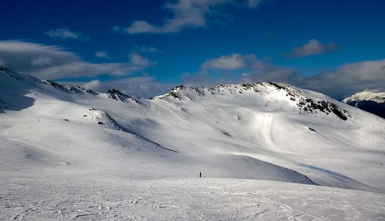 Alone in Cerro Castor