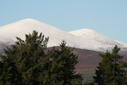 Knockmealdown (Knockmealdown Mts) Ski Resort by: Mary McGrath