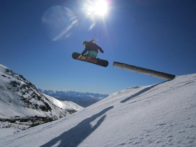 Nice day, Remarkables