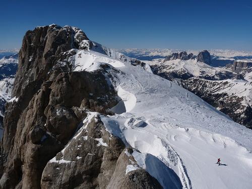 Malga-Ciapela/Marmolada Ski Resort by: Snow Forecast Admin
