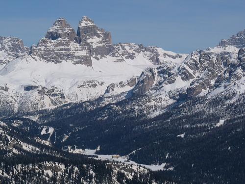 Misurina Ski Resort by: Snow Forecast Admin