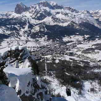 Cortina Cable Car