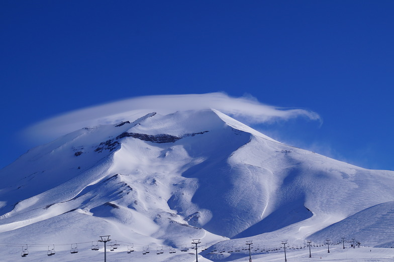 Volcan Lonquimay, Corralco (Lonquimay)