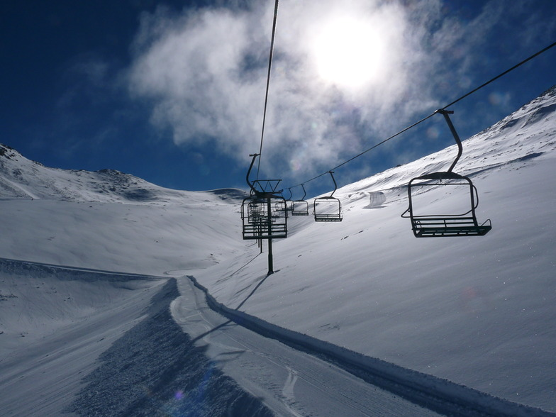 Mount Dobson Chairlift