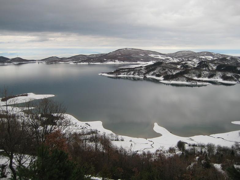 MICHAILIDIS  ARIS LAKE PLASTHRA, Pertouli Ski Center