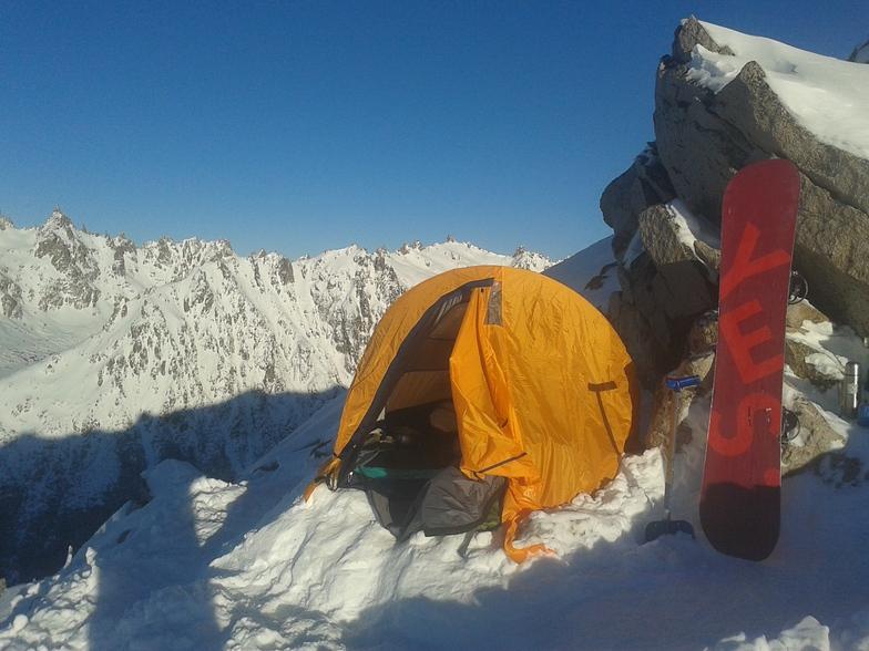 Snowboard Camp, Cerro Catedral