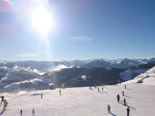 Ellmau Ski Resort by: Donovan Pienaar