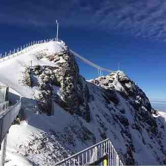 Peak Walk, Gstaad Glacier 3000