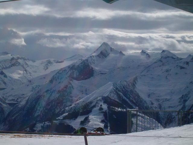 Schmittenhöhe snow