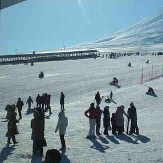 EROL TEMİZÖZ, Erciyes Ski Resort