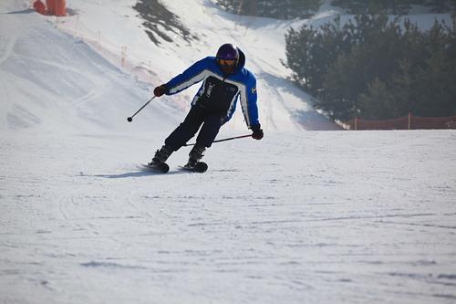 Mt Palandöken Ski Resort by: davud