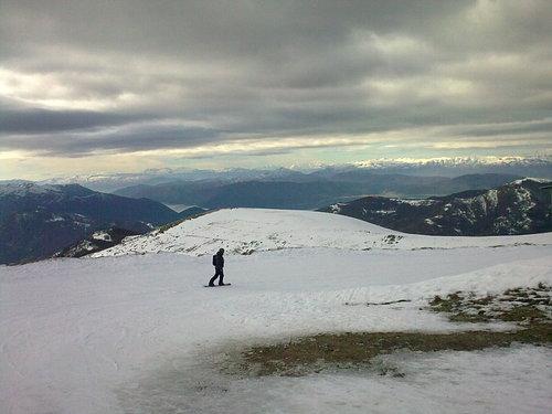 Vigla Pisoderi Ski Resort by: Iason Konstantopoulos