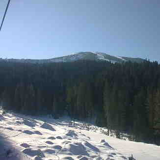 Bansko Mosta Lift Ride