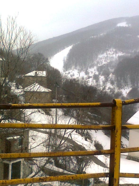 Pisoderi trail, Vigla Pisoderi
