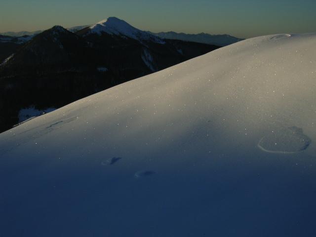 Porezen 1630m, Soriska Planina
