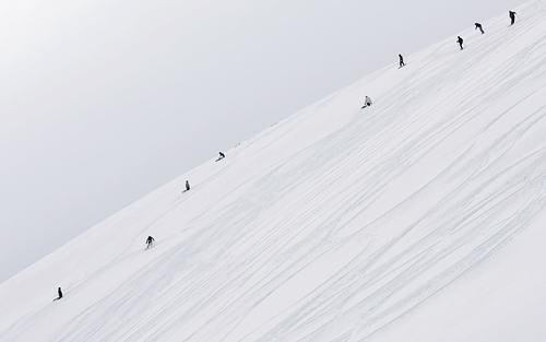 Popova Shapka Ski Resort by: Dusko A