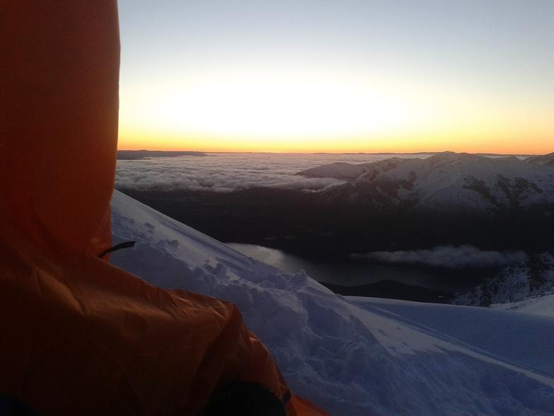 Sunrise, Cerro Catedral