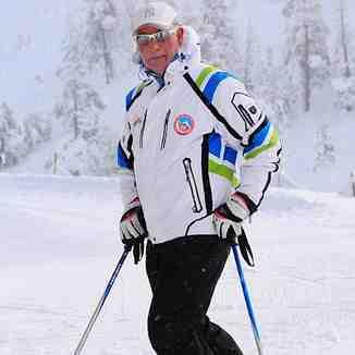 Kayak Hocası Yrd. Doç. Dr. Feyzullah KOCA, Kartalkaya