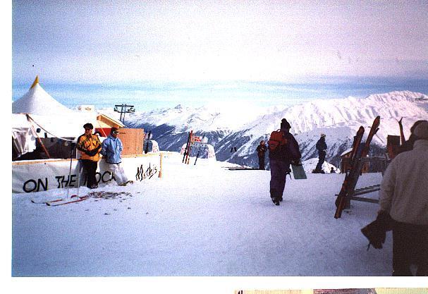 St. Moritz, St Moritz