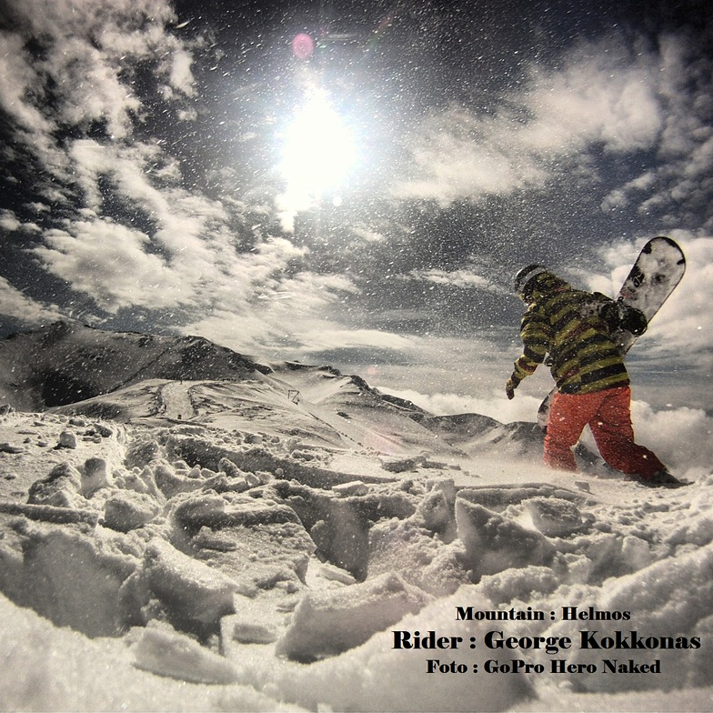 Extreme Greece!!!!, Kalavryta Ski Resort