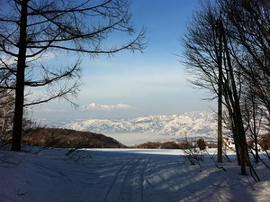 another fine day on Paradise, Nozawa Onsen photo