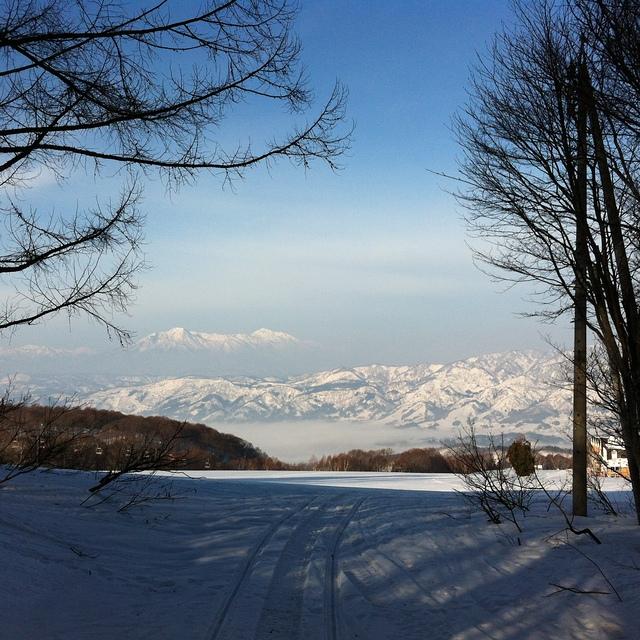 another fine day on Paradise, Nozawa Onsen