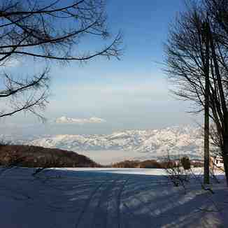 another fine day on Paradise, Nozawa Onsen