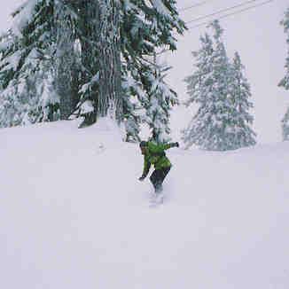 Mt. Baker Opening week 2004, Mount Baker