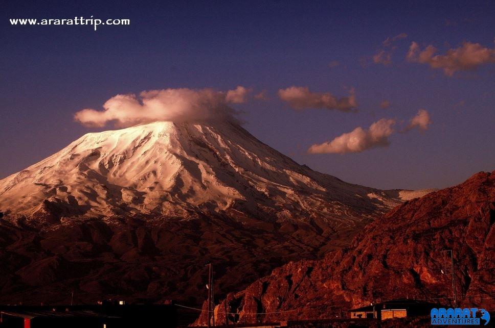 Ararat summit, Ağrı Dağı or Mount Ararat