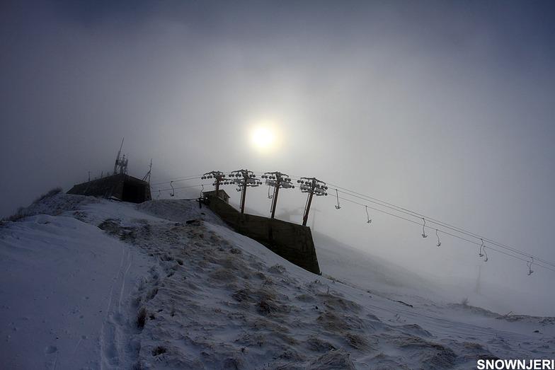 Ghost lifts, Brezovica