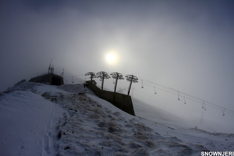 Ghost lifts, Brezovica