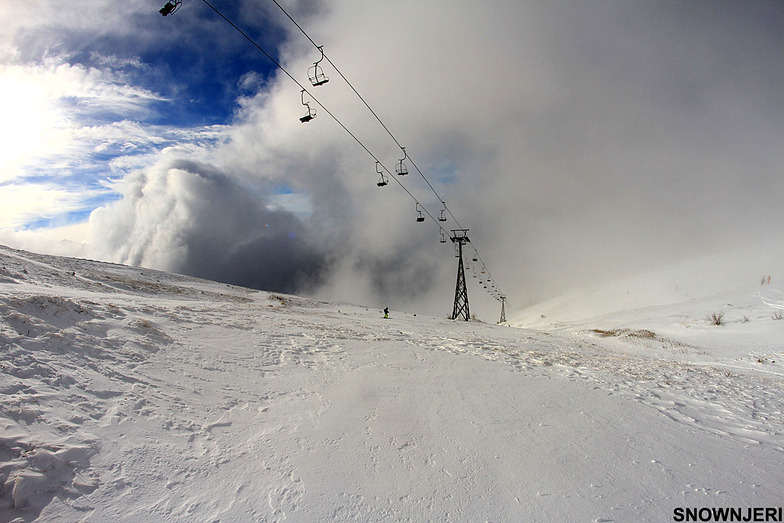 Wide situation, Brezovica