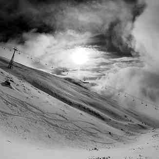 Dramatic eye, Brezovica