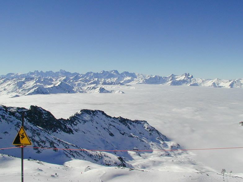 Sommet Des Trois Vallee, Val Thorens