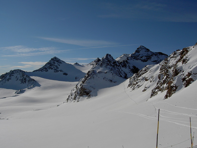 Glacier de Chaviere, Val Thorens
