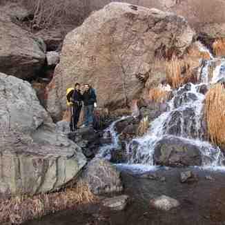 در مسیر دره شیر پلا توچال, Tochal