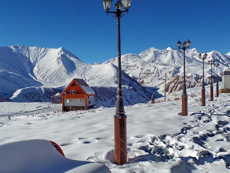 Sports & Ski rentals in Gudauri ski resort - Georgia